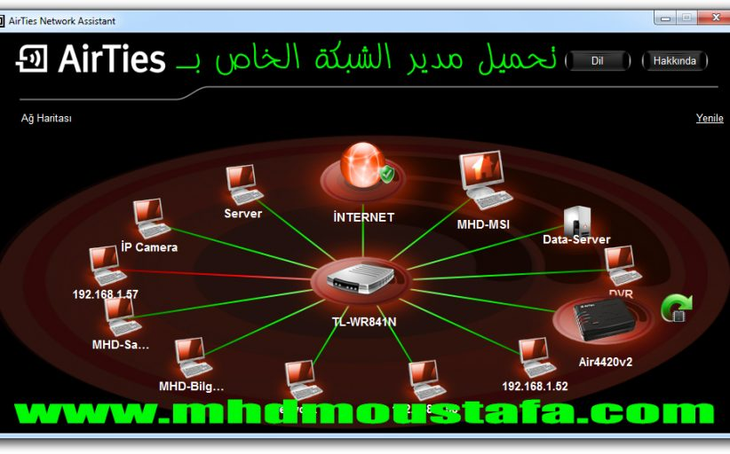 AirTies Network Assistant Download